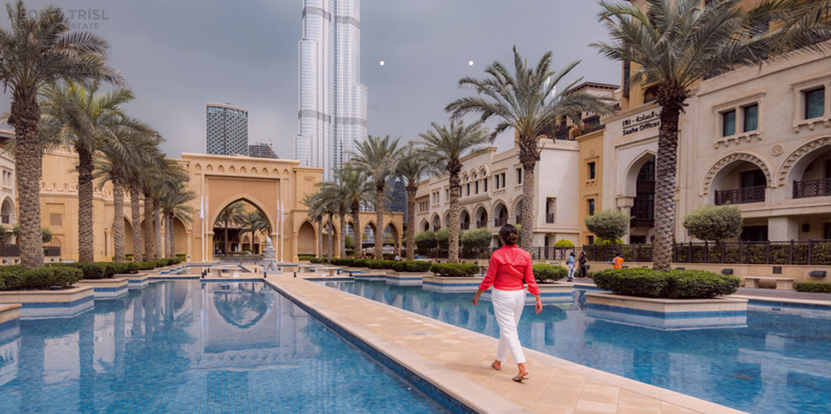 Keep reading for my five picks of the most beautiful and lavish hotels in Dubai.