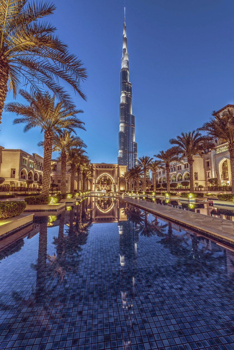 Dubai is a breathtaking travel destination known for luxury hotels and world-class shopping.