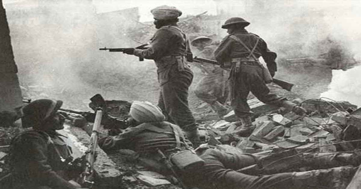 The Battle of Kohima was as decisive as the Battle of Stalingrad but people seem to have forgotten about it.