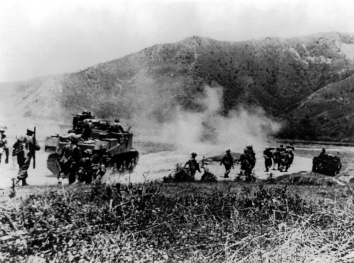Kohima handed the Japanese army its worst defeat in history as large numbers of the retreating Japanese army either committed suicide or died out of starvation in the relentless jungle.