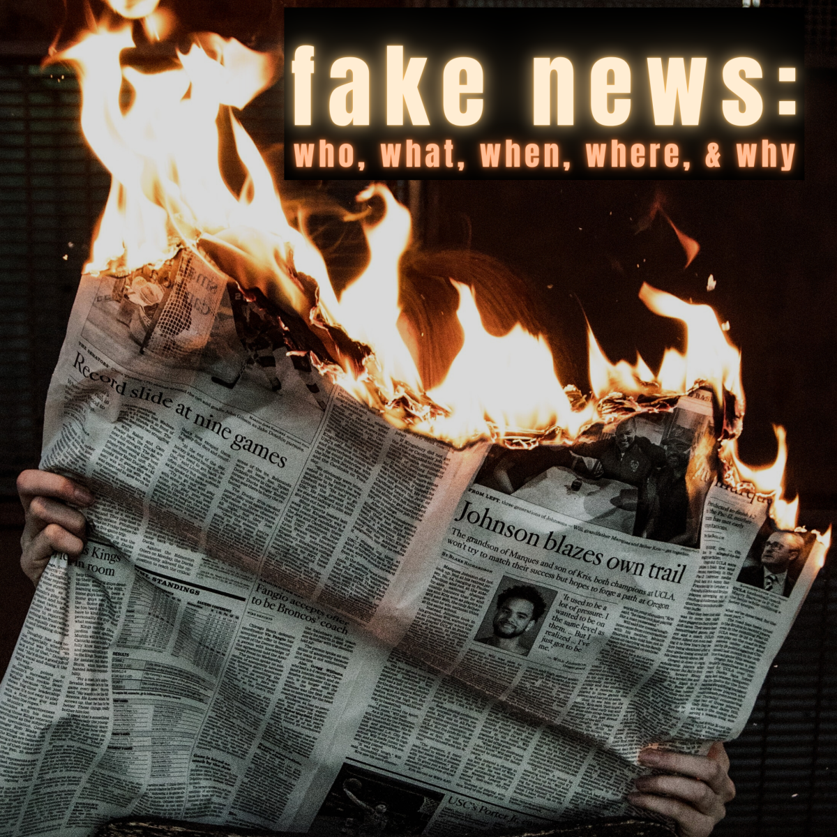 What is fake news? Who creates it for what purpose, and why do people believe it?