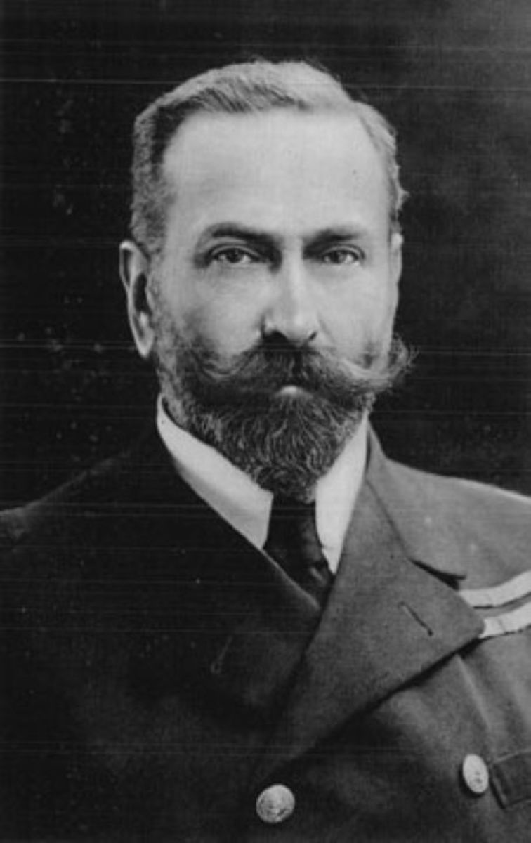 Louis Mountbatten, Marquess of Milford Haven.