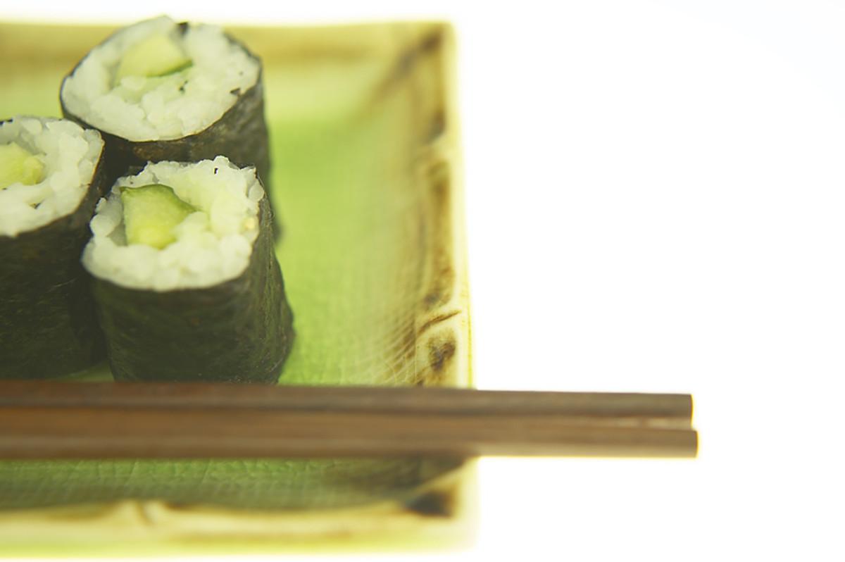 Japanese Food Guide : Sushi and Sashimi