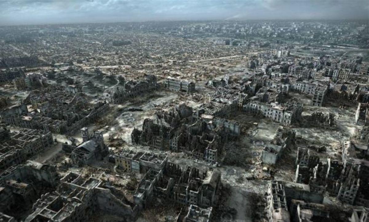 Warsaw after World War II