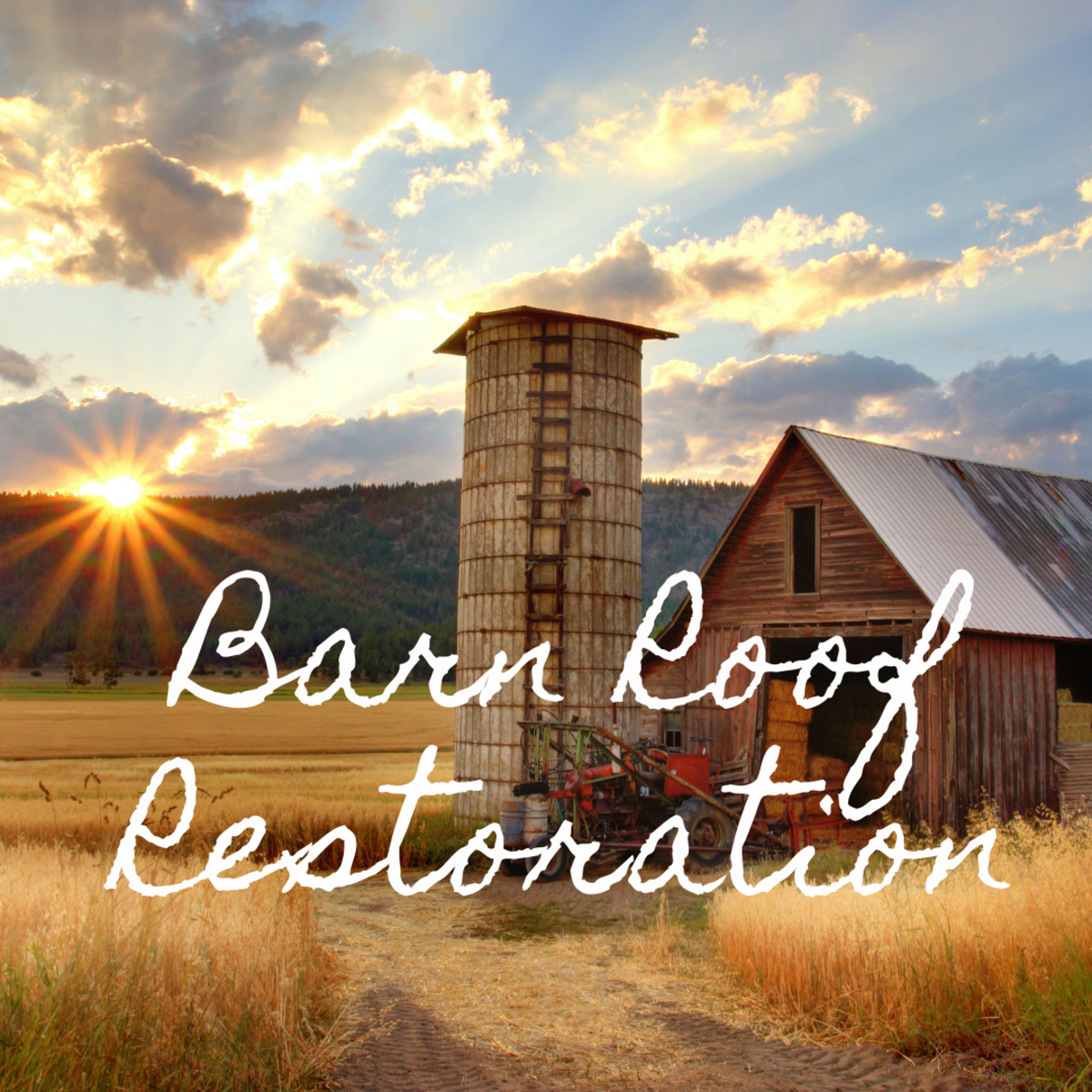 How to Fix a Sagging Barn Roof: Illustrated Guide