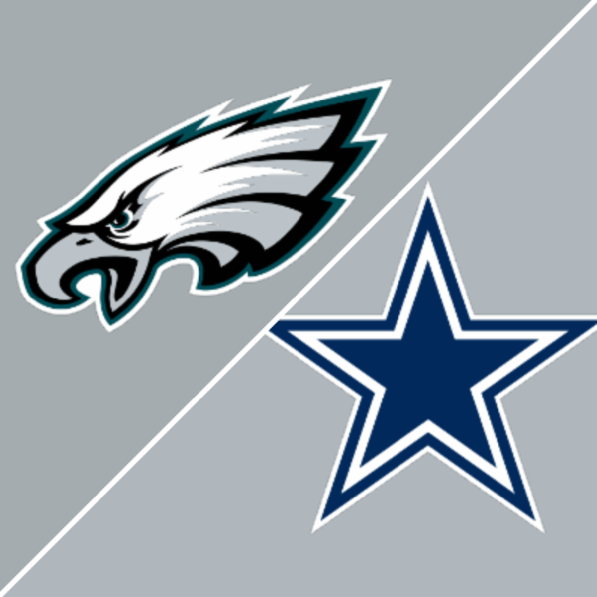 Division rivals Dallas Cowboys vs. Philadelphia Eagles