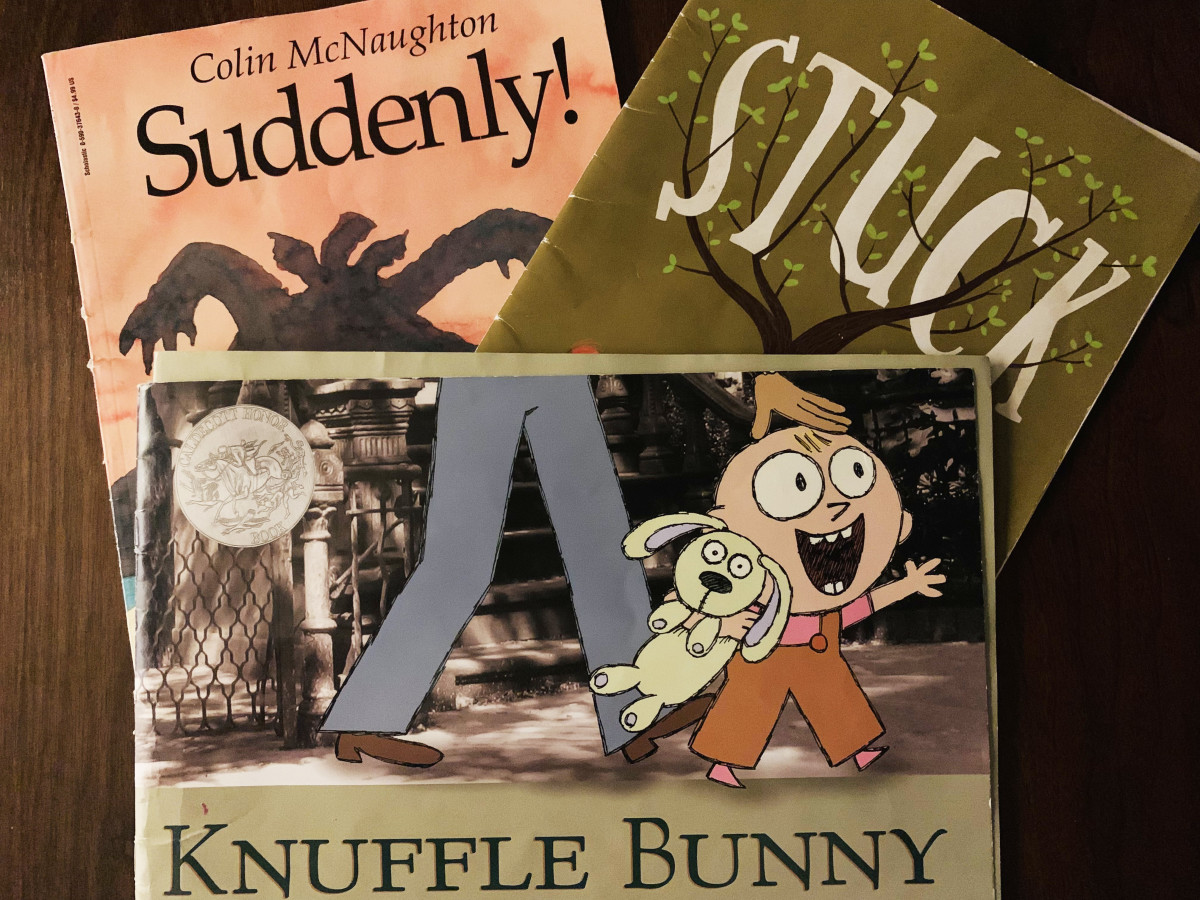 A few of our most well-loved picture books.