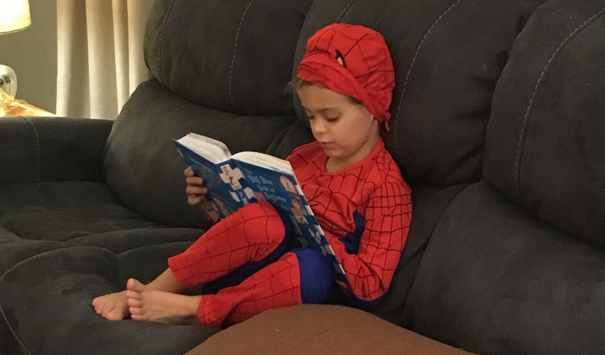 Our Family's Favorite Funny Picture Books