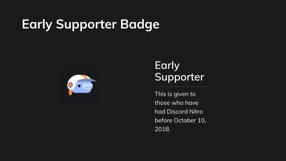This is Discord's Early Supporter badge.