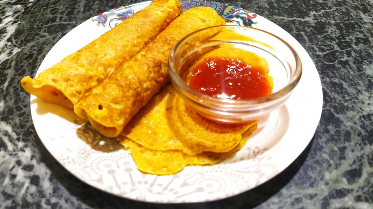 Besan Cheela Recipe