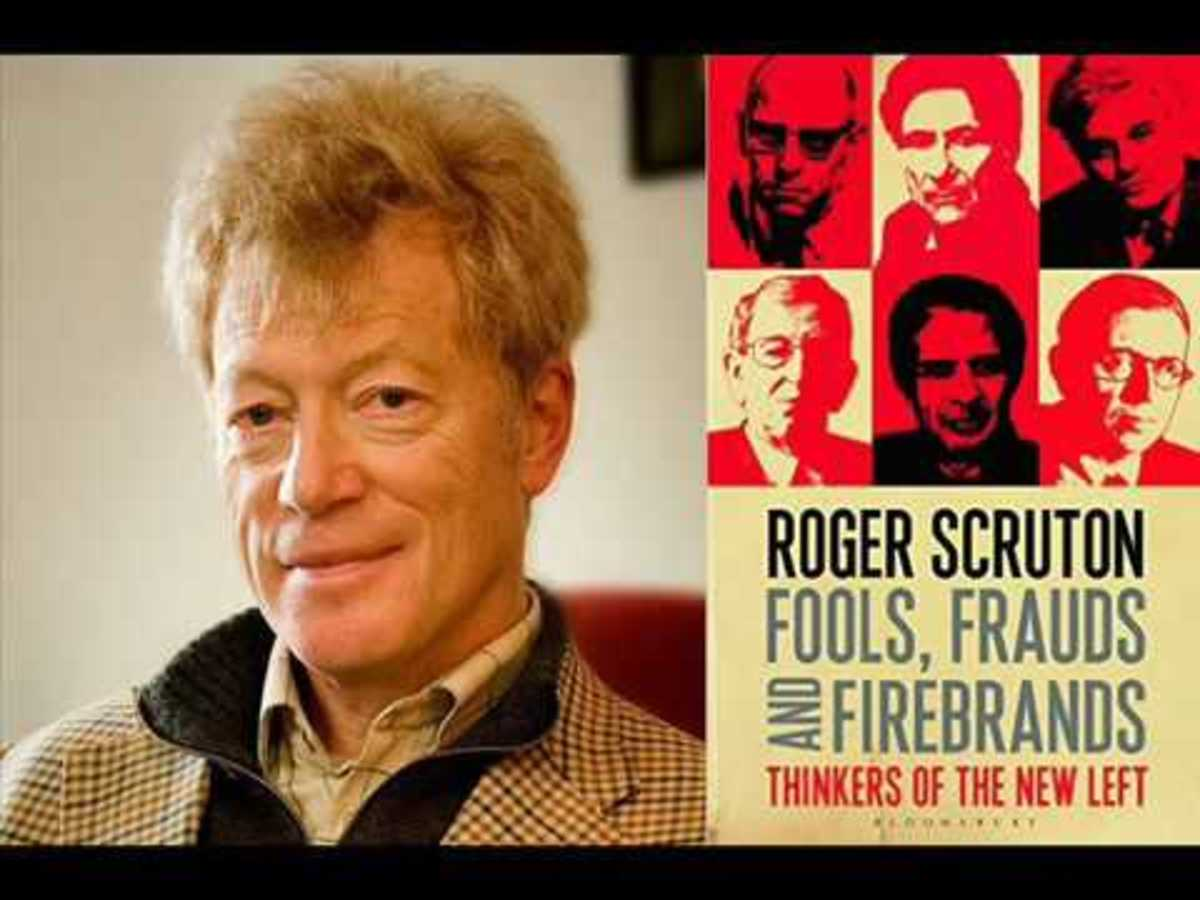 Fools, Frauds and Firebrands: Thinkers of the New Left by Roger Scruton: A Book Summary