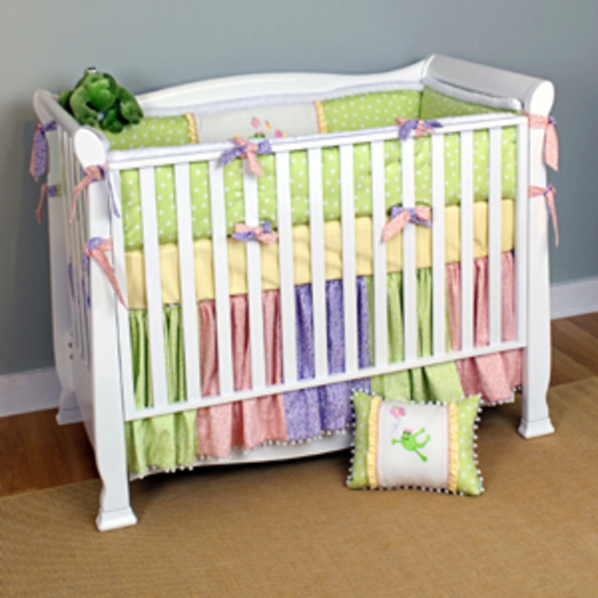 Alexander Crib Bed from Bellini