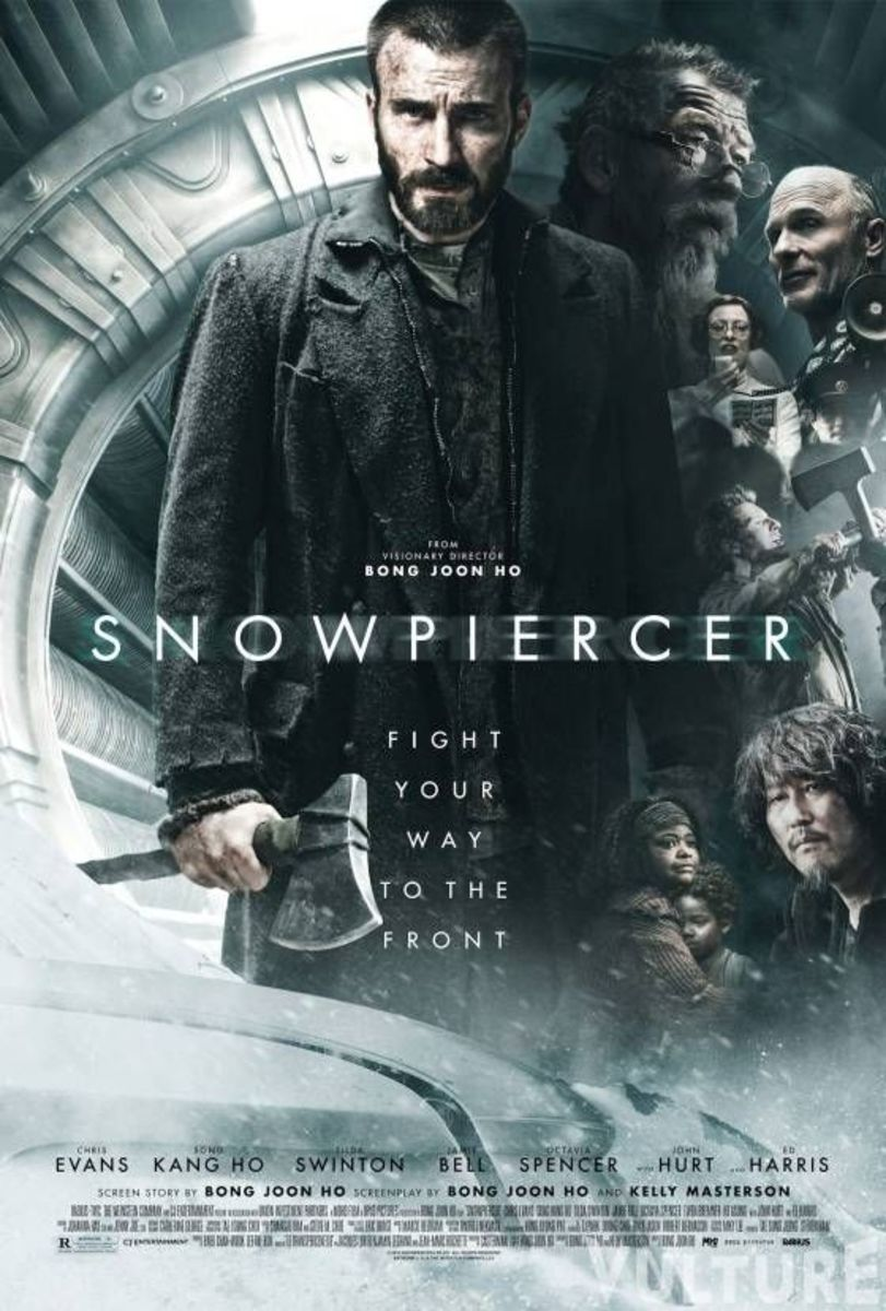 New Review: Snowpiercer (2014)
