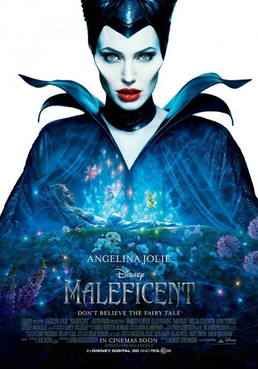 New Review: Maleficent (2014)