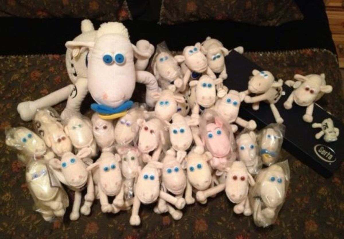 Serta Sheep Herd Collection
