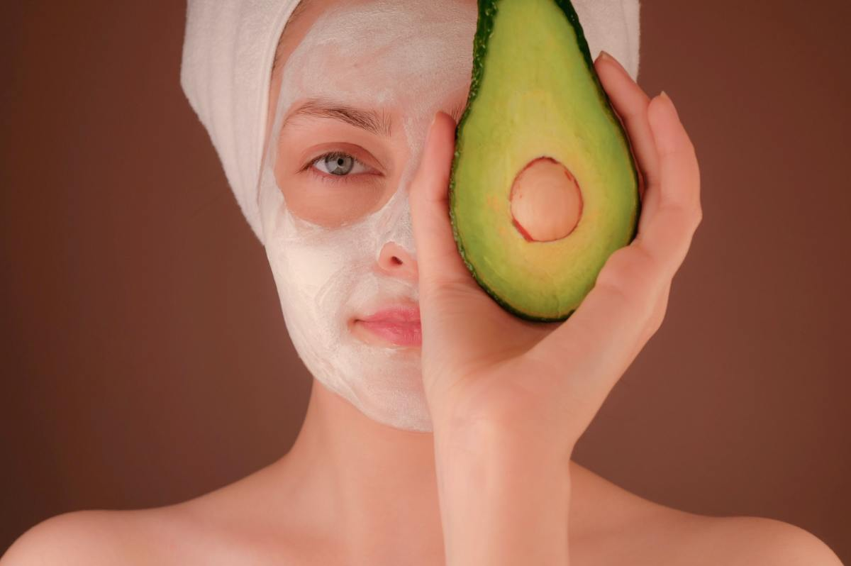 The Best Facial Treatments Right From Your Pantry
