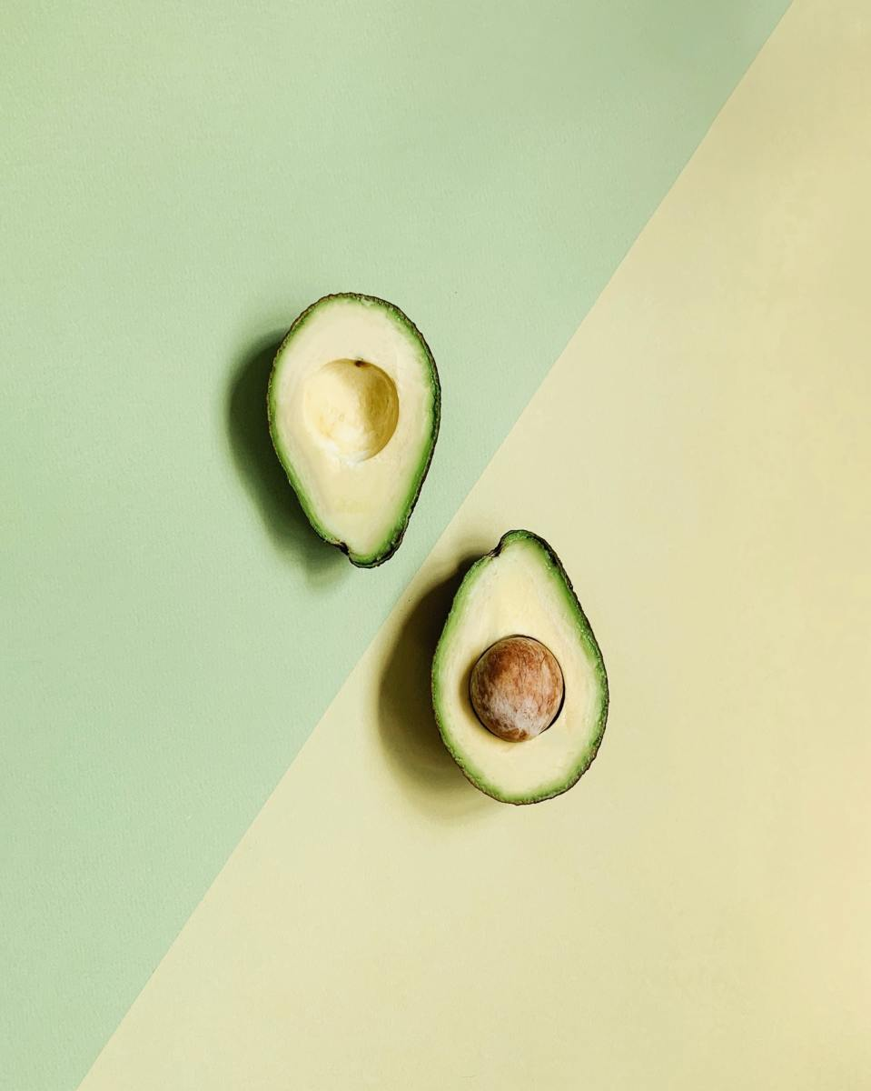 Avocados are a girl's best friend.