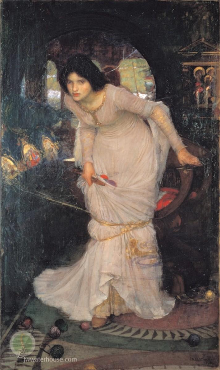 """The Lady of Shalott"" - Shalott Series"