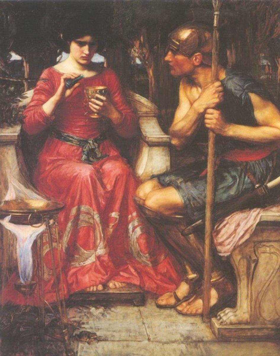 """Jason and Medea"""
