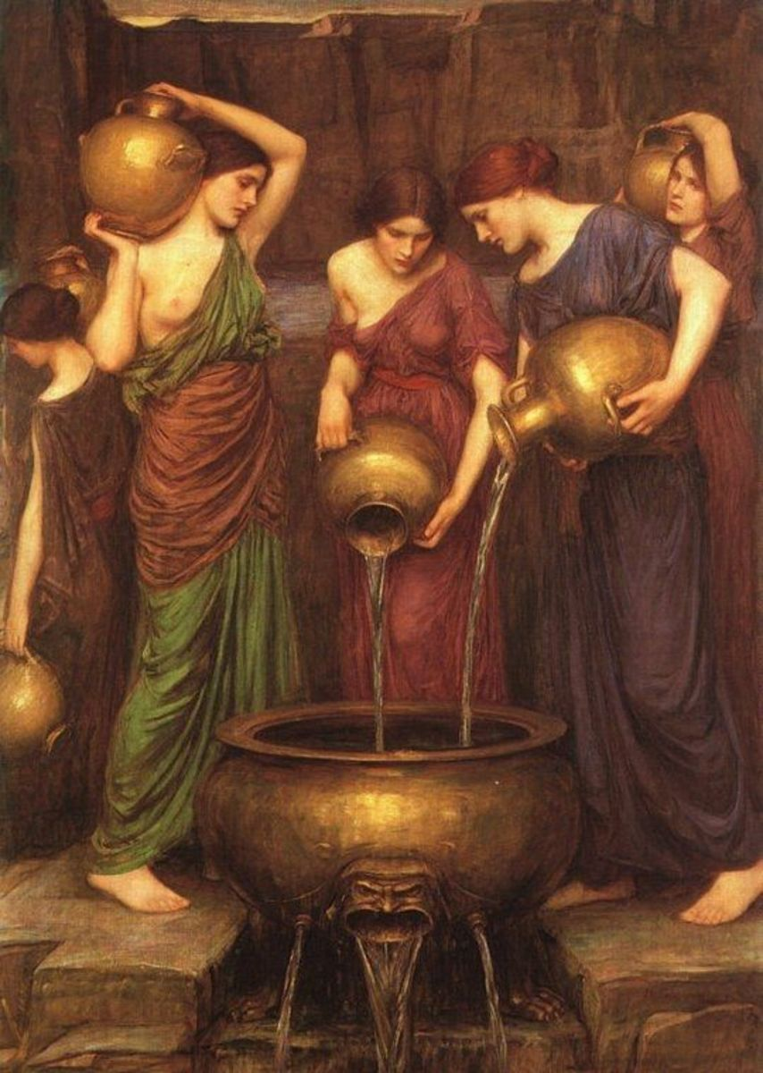 """The Danaides"""