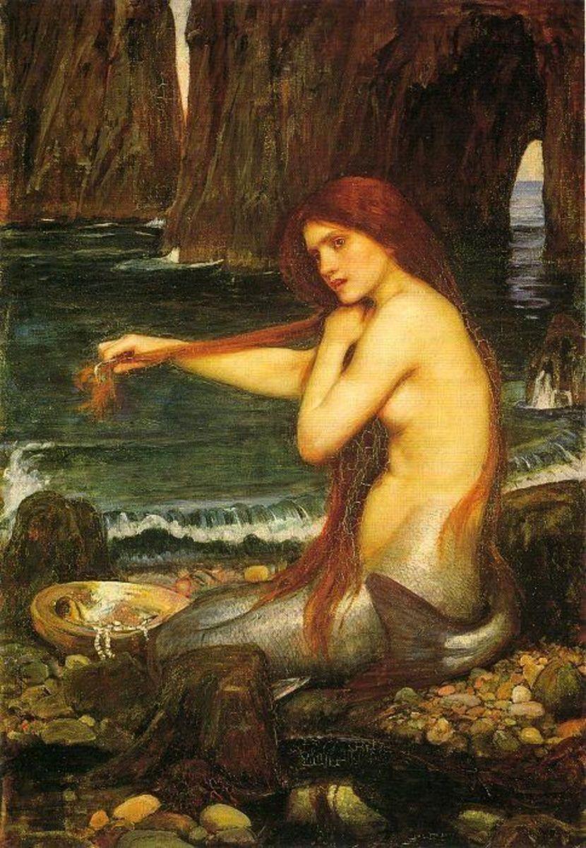 """""""The Mermaid"""""""