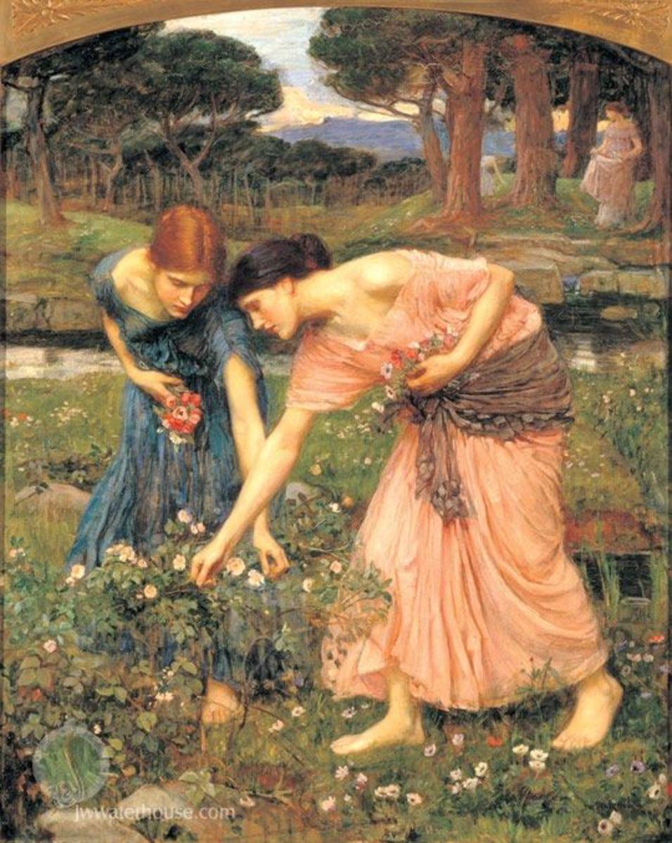 """Gather Ye Rosebuds While Ye May"""