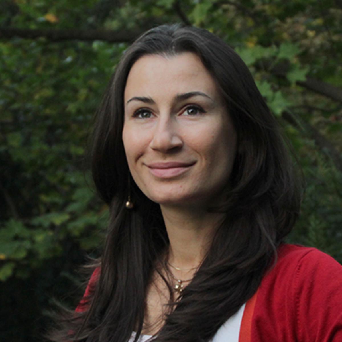 Photo of Maryna Vaschenko