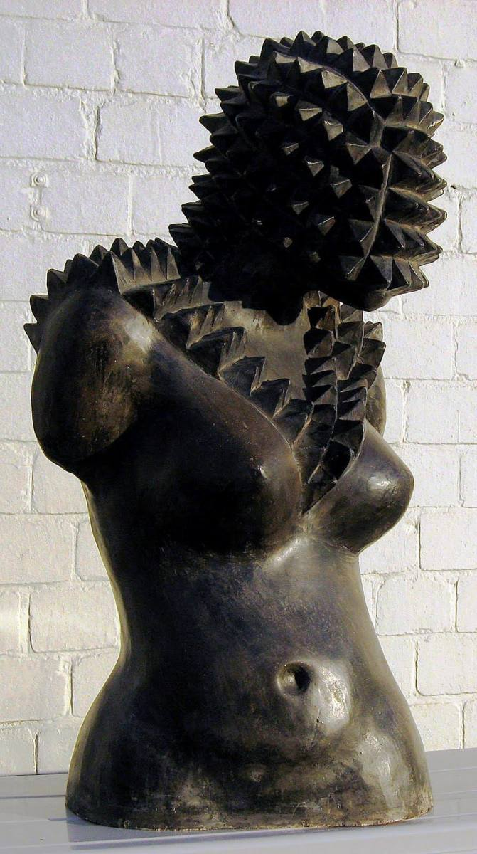 Post Modern-Post Apartheid Sculpture