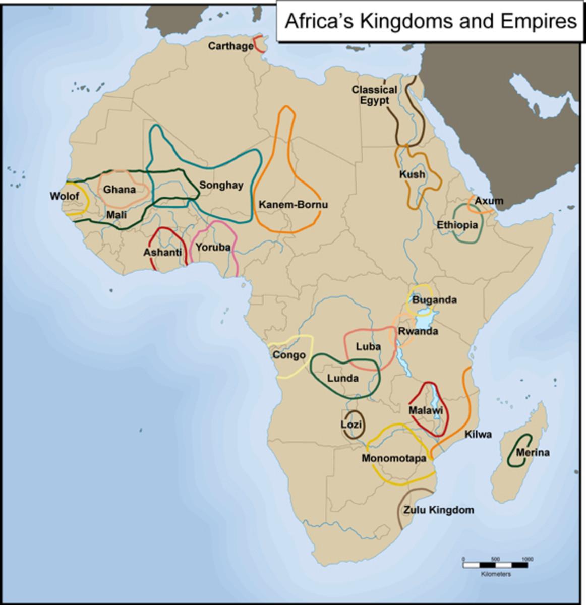Monomotapa and other African Kingdms