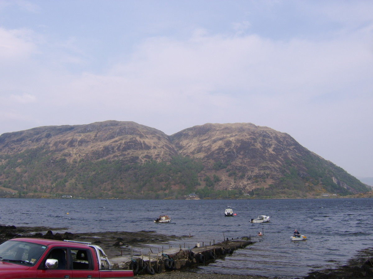 Taynuilt Fishing Club Operates from Airds Bay