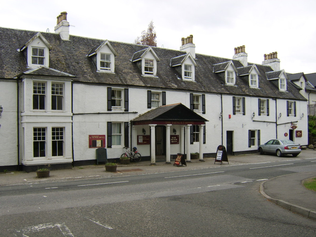 The Taynuilt Hotel