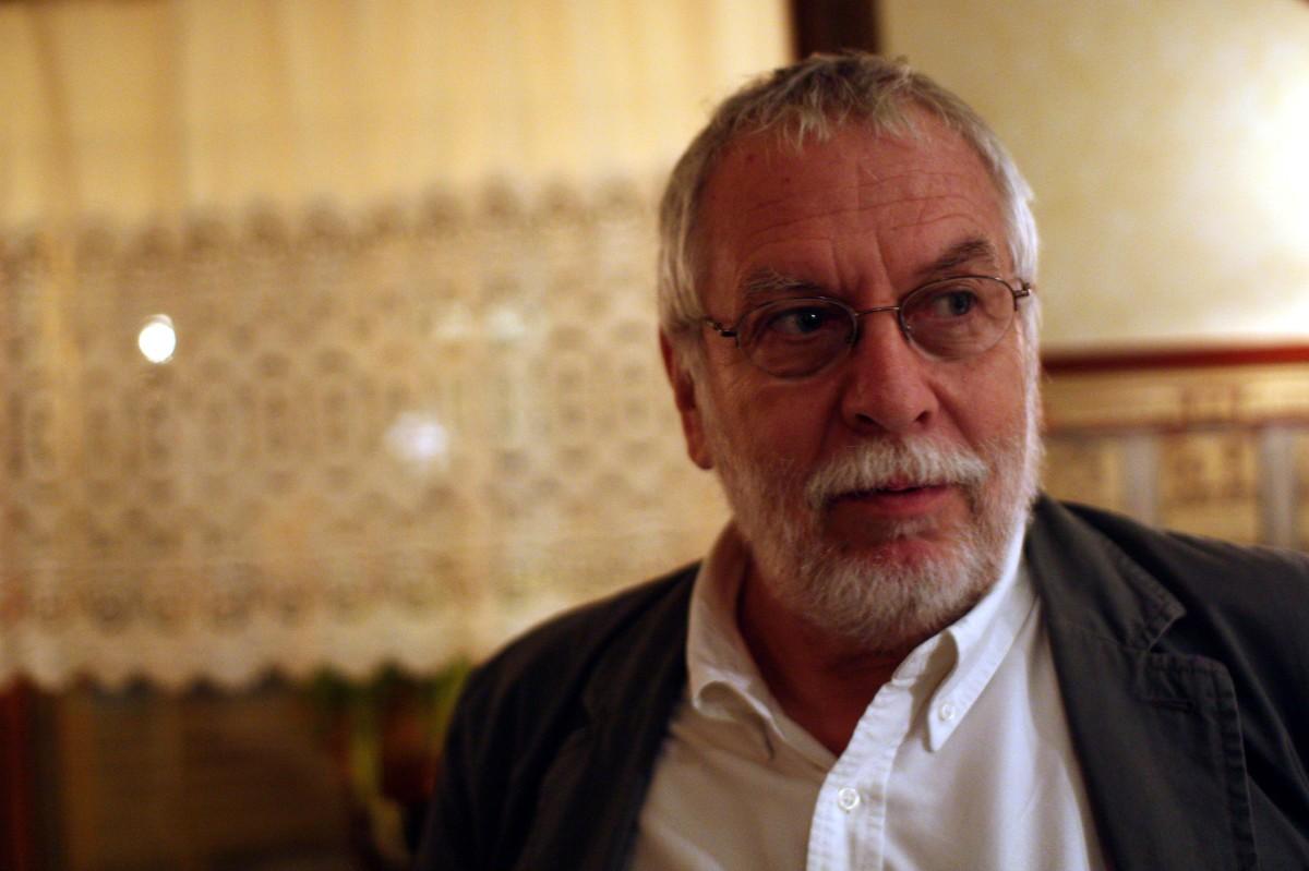 Founder of Atari, Nolan Bushnell.