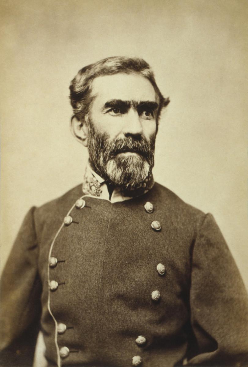 C.S.A. General Braxton Bragg