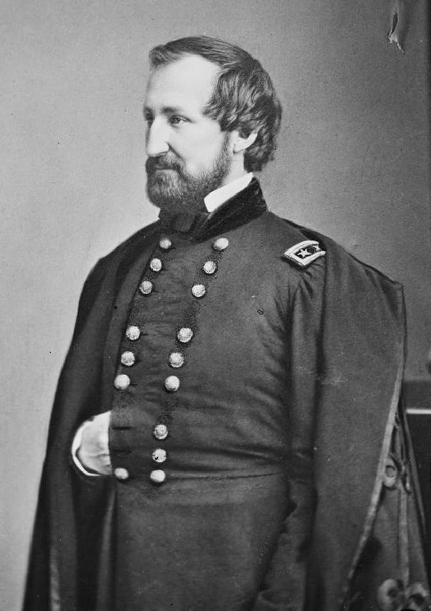 """General William Rosecrans """"Old Rosy"""""""