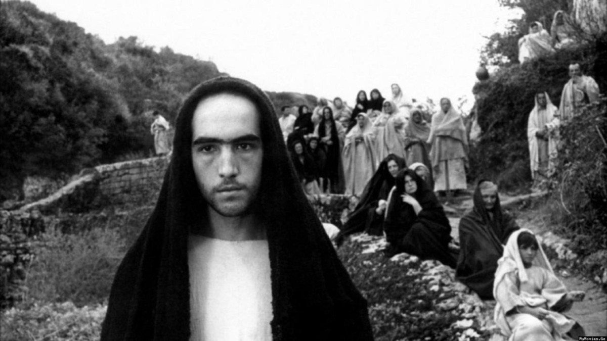 Pasolini presented the Gospel according to St. Miti, based on a Marxist vision.