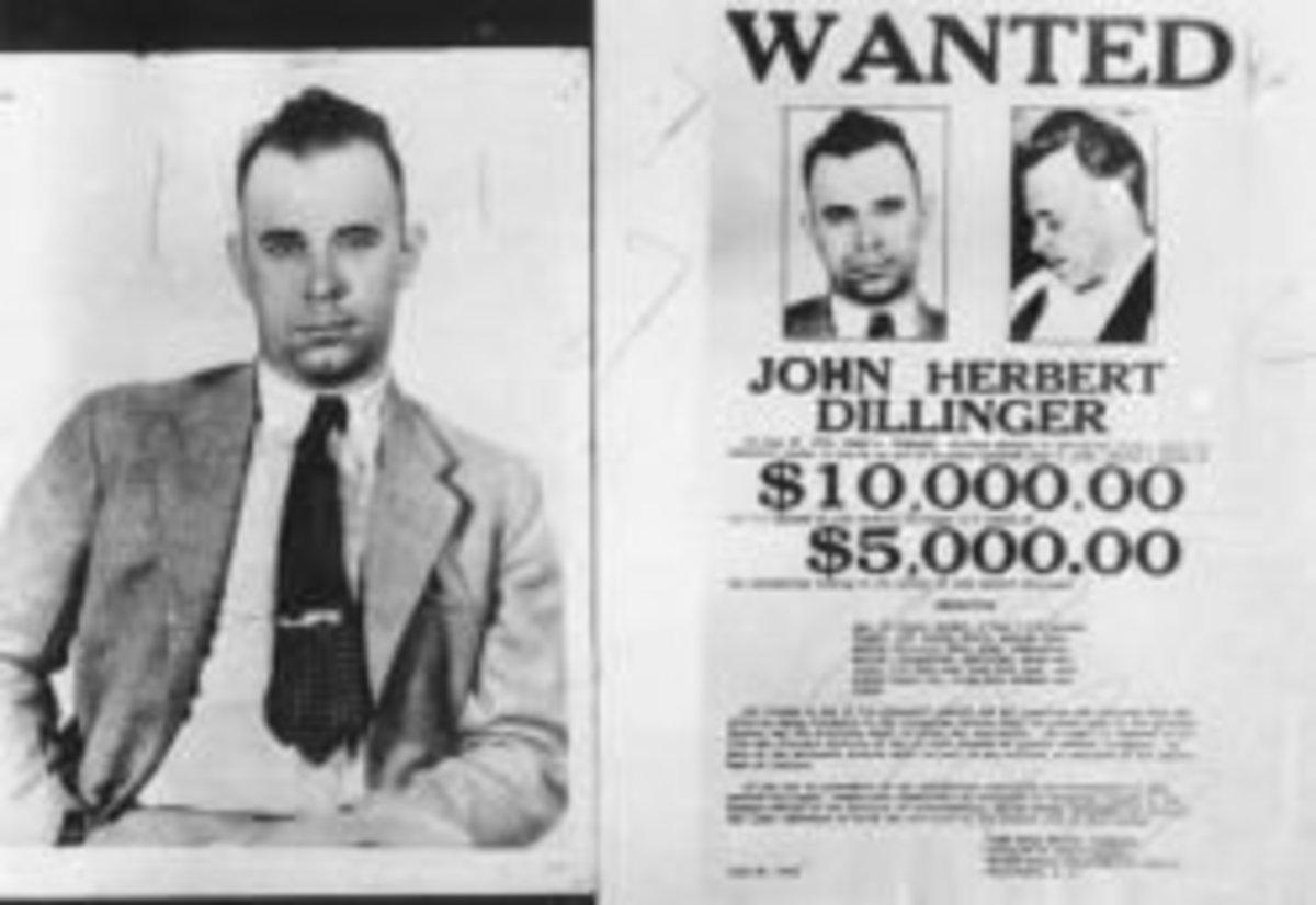 Public Enemy #1 John Dillinger