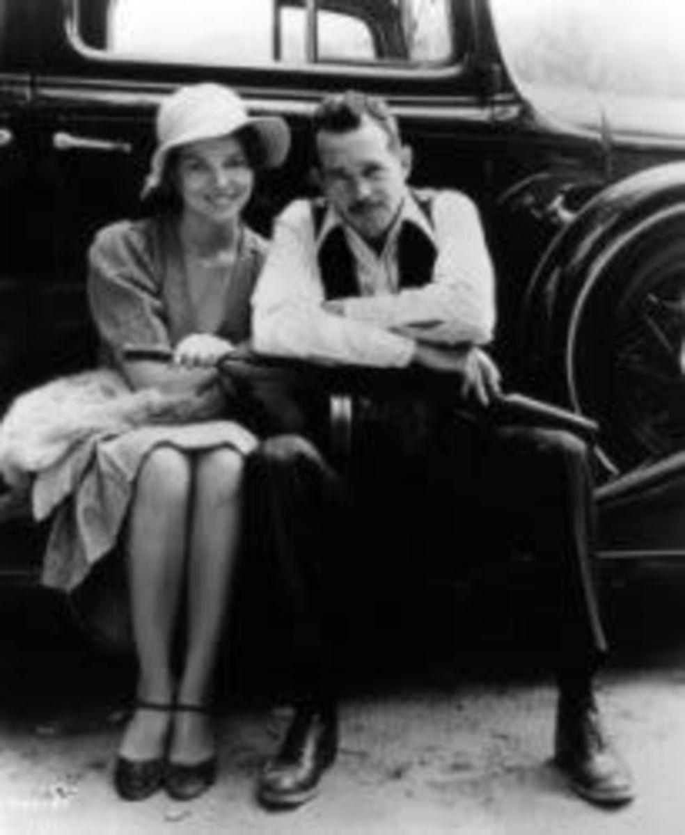 Bille Frechette and John Dillinger