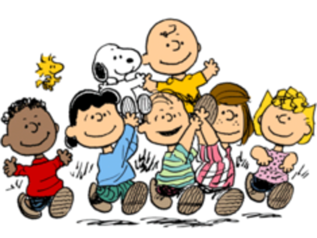 Charles Schulz and the history of the Peanuts