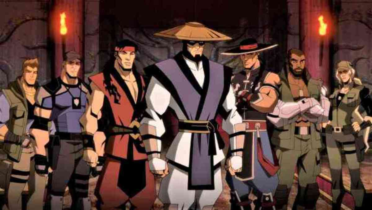 The heroes chosen to defend Earthrealm from Outworld and the Netherrealm.
