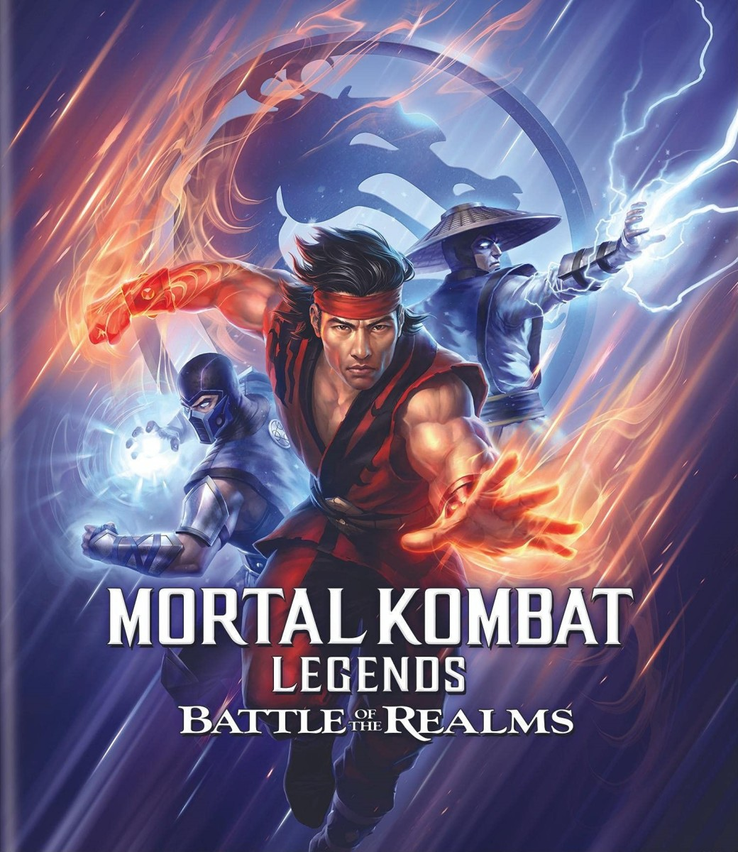Cake's Takes on Mortal Kombat Legends: Battle of the Realms (Movie Review), (2021)