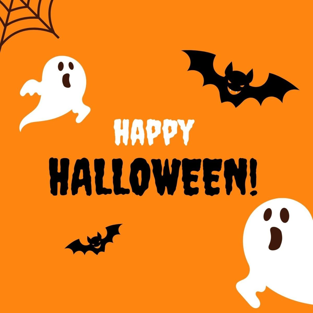 Happy haunting and happy Halloween!