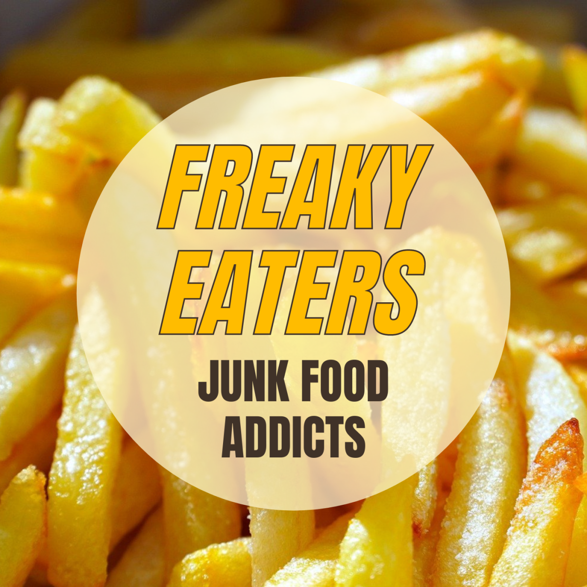 """Relive a few of the junk food episodes from TLC's """"Freaky Eaters,"""" and find out if the eaters were able to change their eating habits."""