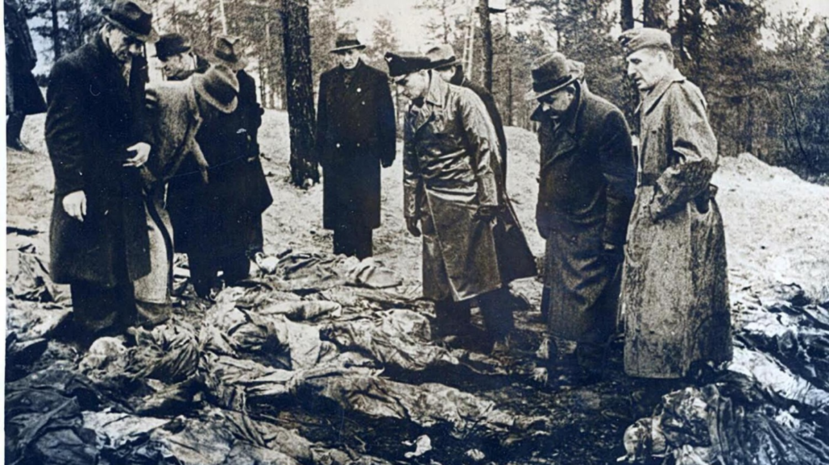 Blokhin's moment of nationwide fame came with the Katyn massacre. The gruesome killings were initiated by Beria on orders of Stalin in which a series of mass executions of nearly 22,000 Polish military officers and intelligentsia were carried out.