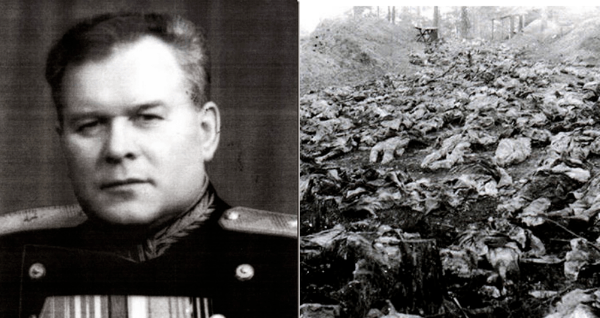 Vasili Blokhin  was arguably the most prolific executioner in modern history.