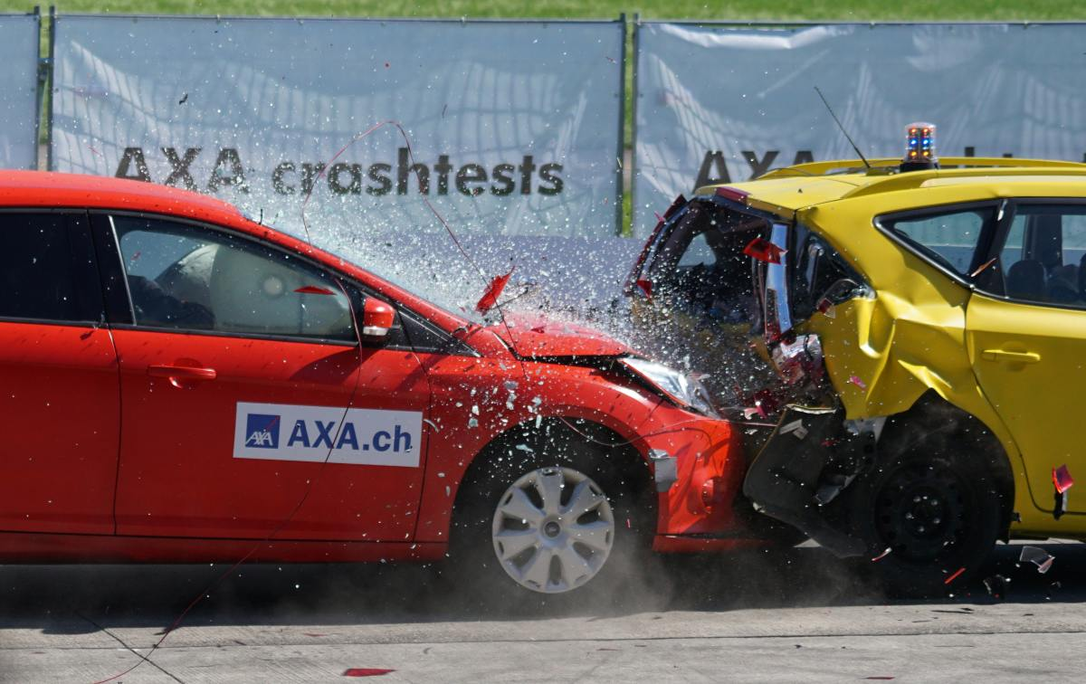 Accidents can happen at anytime and any where. Don't fool yourself into thinking 'it won't happen to me'!