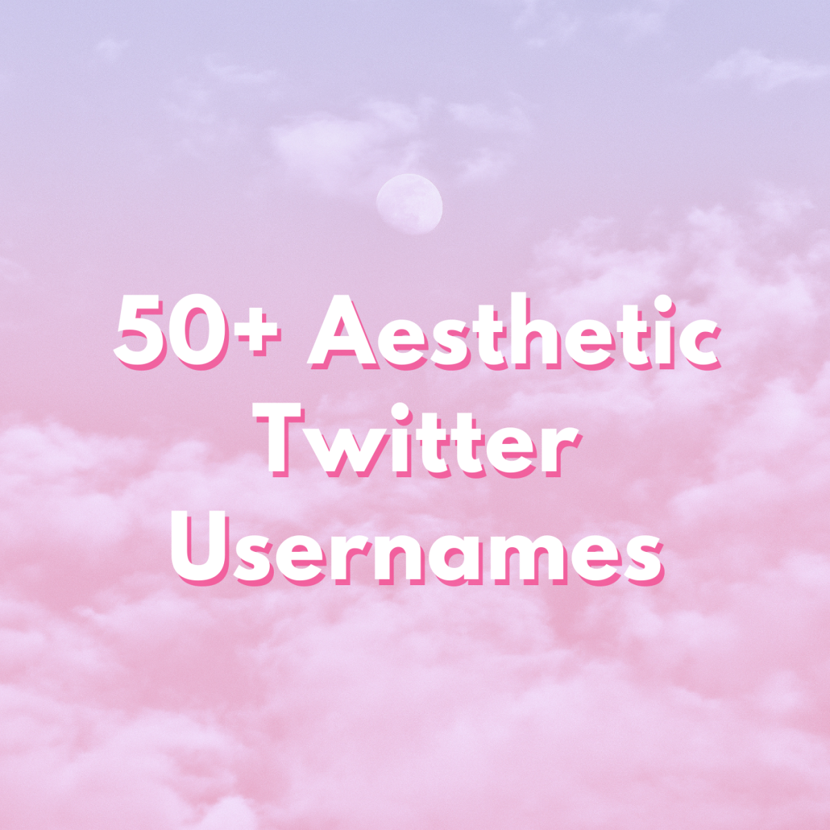Discover over 50 aesthetic Twitter usernames and ideas in this in-depth guide!