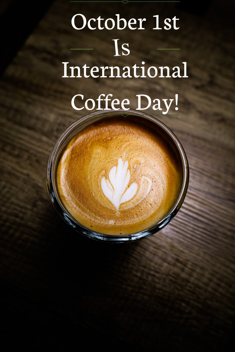 Let's celebrate International Coffee Day together!