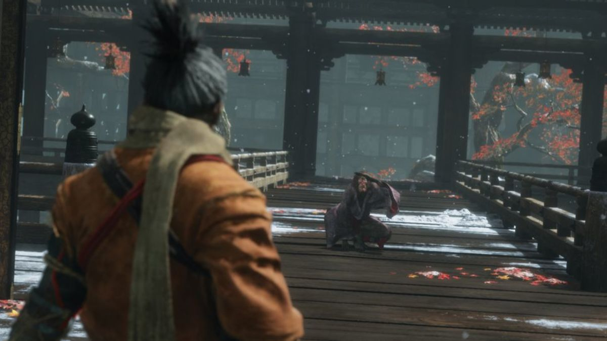 As expected from a From Software game, Sekiro is also notorious for its hard difficulty