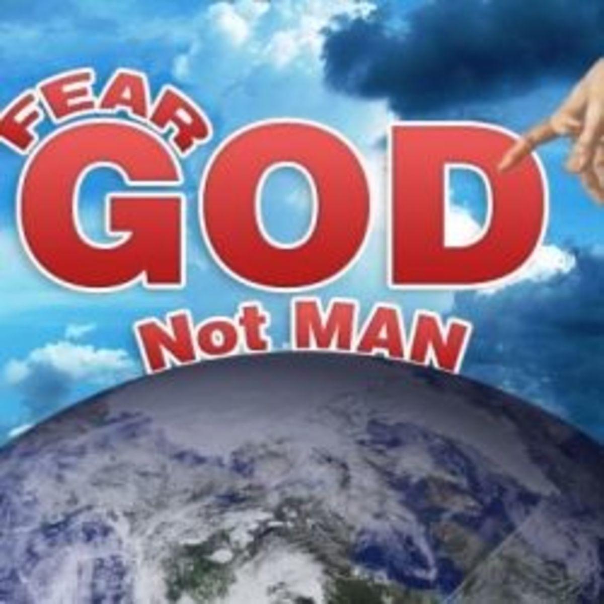 God's Approval verses Man's   Approval