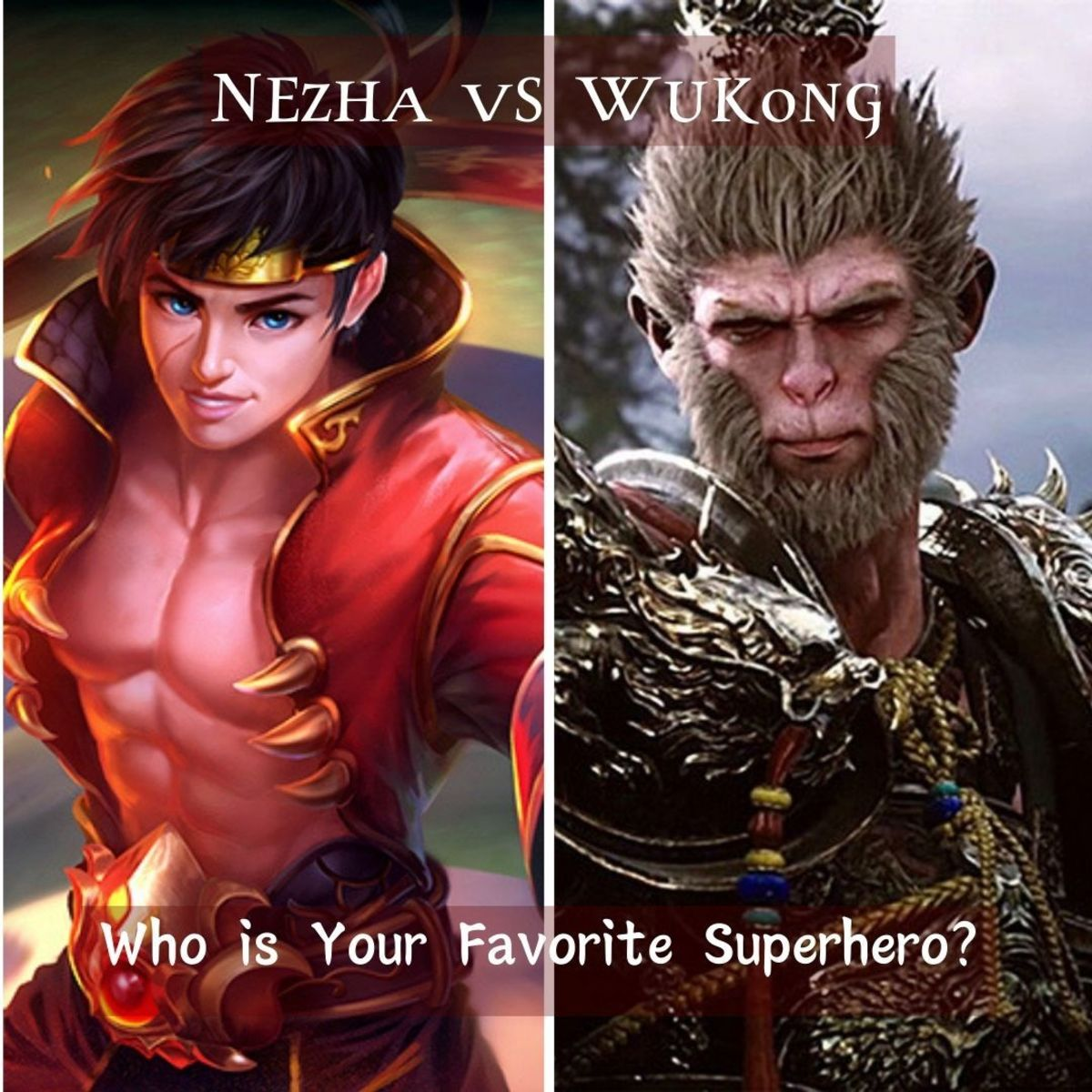 Vote for your superhero now